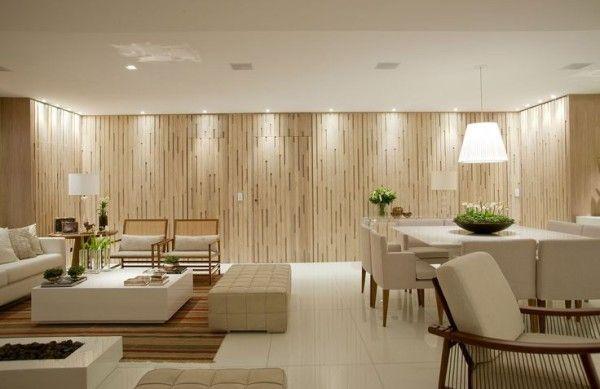 sala paredes madeira debora aguiar