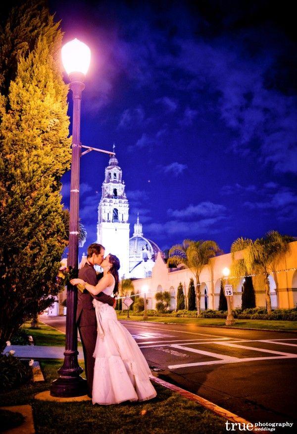 Balboa Park Wedding at Saint Francis Chapel and The Prado