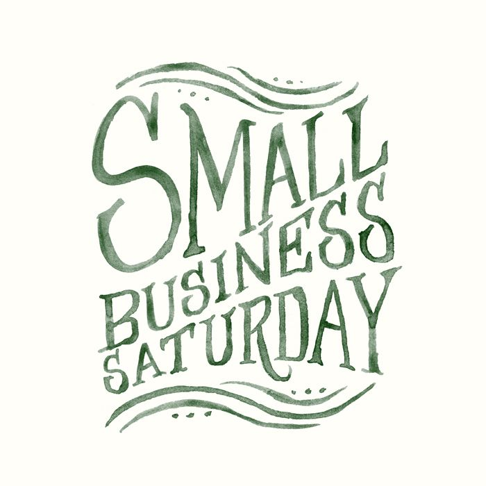 Small Business Saturday Little Things Studio Sale