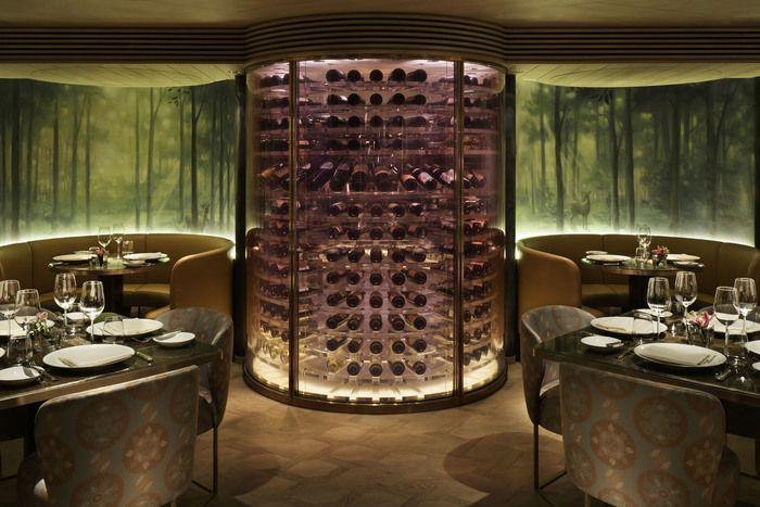 Dalloyau (Hong Kong), Lighting Scheme | Restaurant & Bar Design Awards