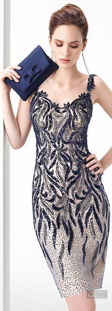 Изумительные вышитые платья - Рукоделие