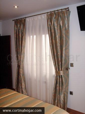 Más de 1000 imágenes sobre cortinas para dormitorios en pinterest ...