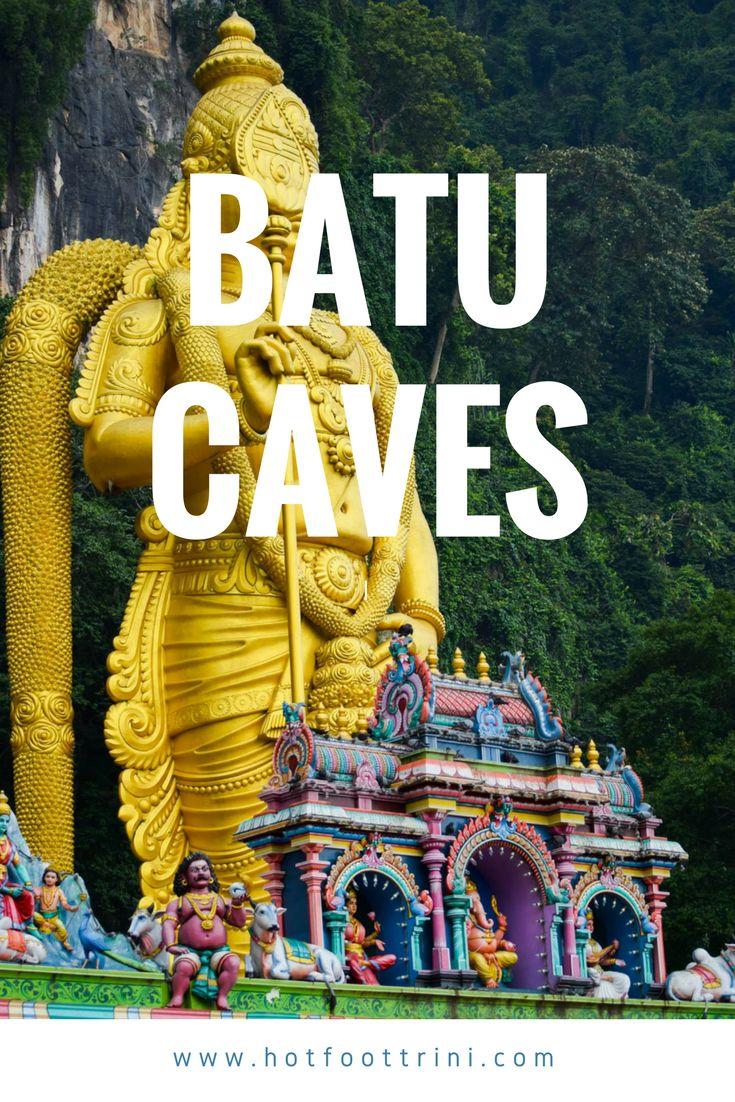 Day trip to the Batu Caves in Malaysia.