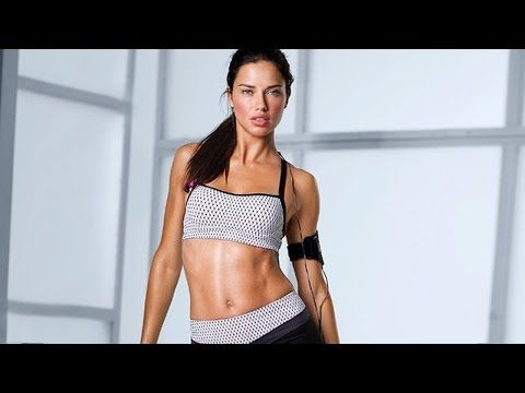 Adriana Lima Trains Like A Victoria's Secret Angel With Boxing And Paleo Low-Carb Diet [Video]