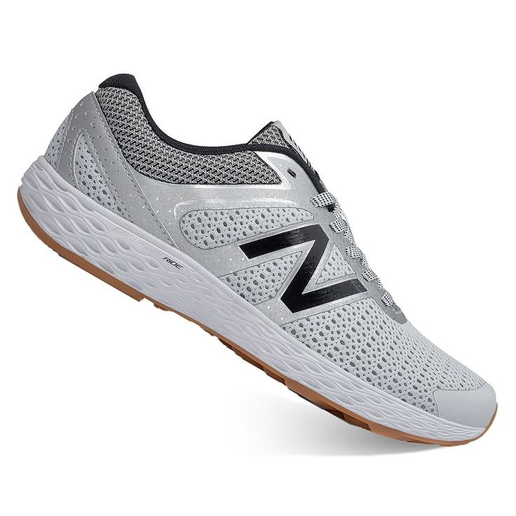 New Balance 520 Comfort Ride Women's Running Shoes, Size: 8.5 Wide, Light Grey