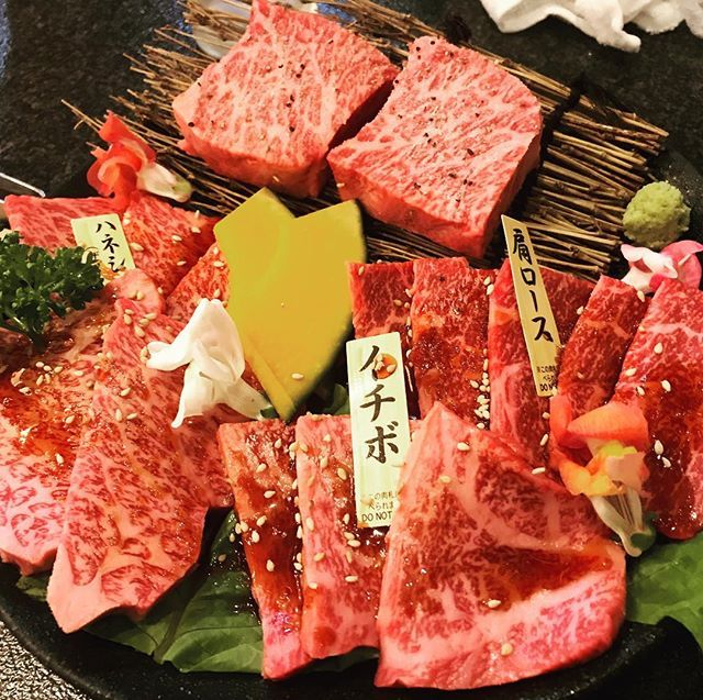 #肉 #焼肉 #ラジアンリミテッド  #nasu  #niku  #那須塩原 #オススメの店 #とちぎ和牛 ^_^