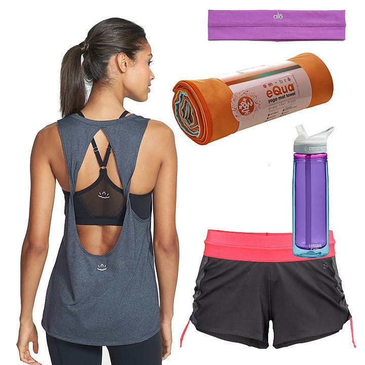 Dress Right For Any Summer Workout: Summer has almost arrived, which means there are plenty of extra hours of sunlight to squeeze in a butt-busting workout, but breaking a sweat when the temperature rises can often put a damper on your exercise plans — until now.
