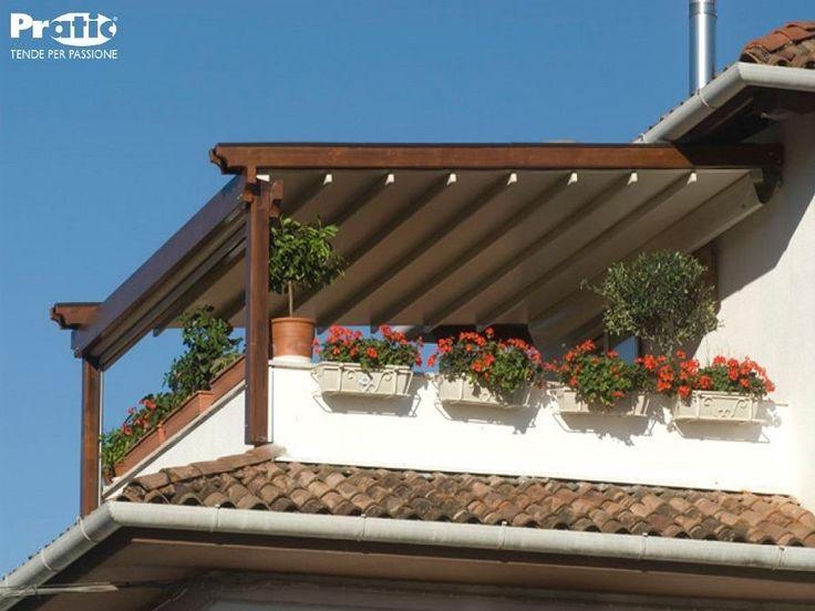 Le 25 migliori idee su tende da sole per patio su for Arredare una terrazza