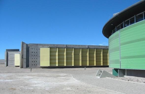 Colegio Chuquicamata  Producto: Revestimientos Interiores de Muro   Miniwave  Programa: Colegio