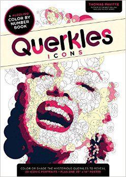 Querkles: Icons: Thomas Pavitte: 9781626864559: Amazon.com: Books