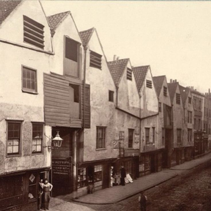 In Pictures: Victorian London In The 1880s | Londonist Bermondsey ST