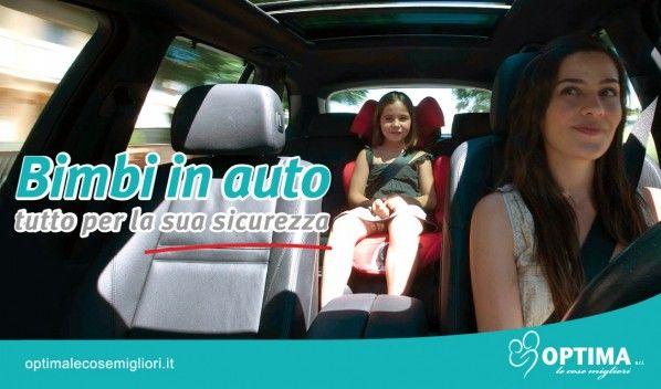 Prima di #partire, date un'occhiata al nostro articolo sulla #sicurezza dei #bambini in #auto. #Optima #viaggiare #sicuri #estate #summer2015 #promemoria