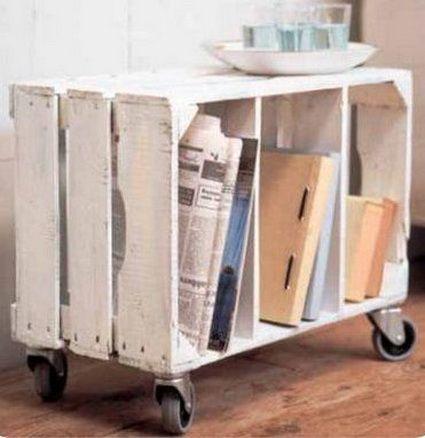 Soluciones de almacenaje Low Cost