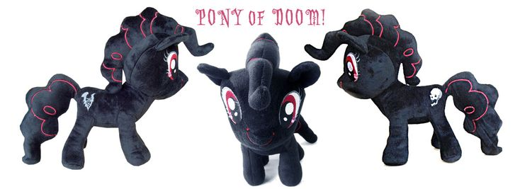 Voltaire's Pony of Doom! I can't wait to get mine!
