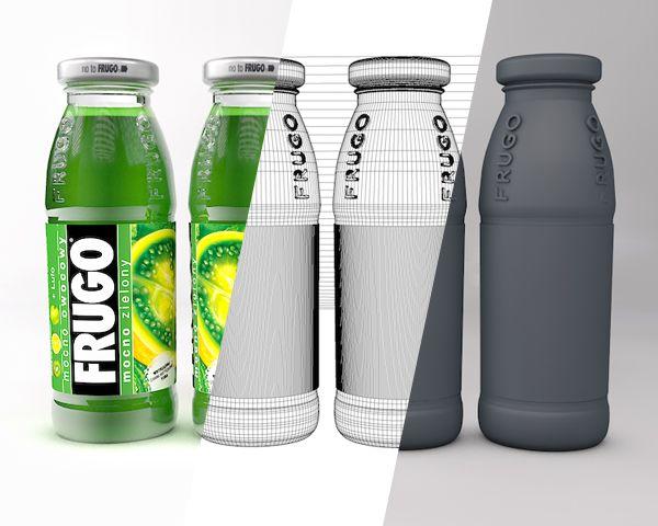 Frugo | 3D modeling & rendering | Martin Lewandowski