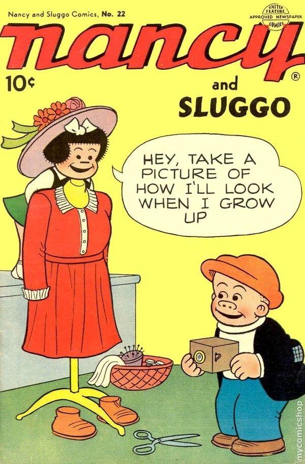 Nancy And Sluggo Comic Porn - Nancy And Sluggo Comics - Bing Images