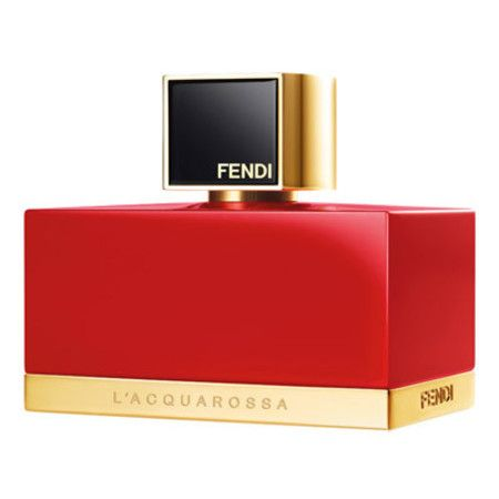 Fendi L'Acquarossa EDP 75ml - Feminino Almíscar e Cedro vermelho