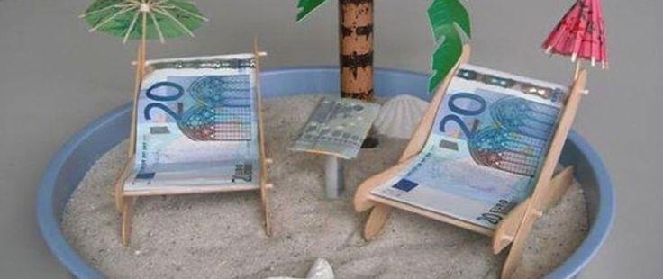 14 briljante manieren om geld als geschenk te geven