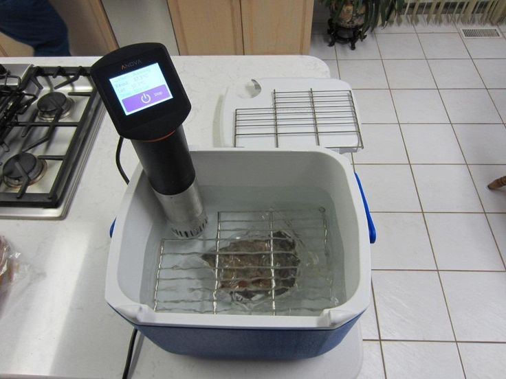 anova sous vide instructions