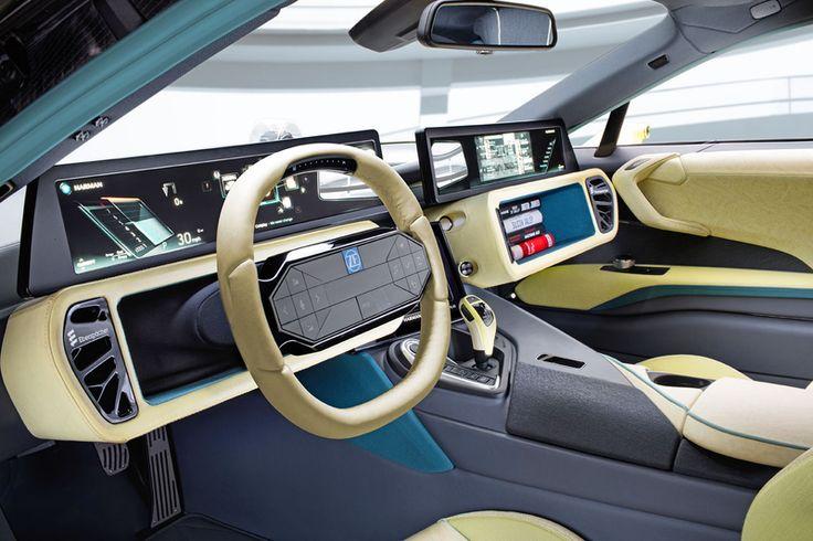 Rinspeed Etos BMW i8
