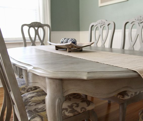 Best 25 Paint dining tables ideas on Pinterest Distressed