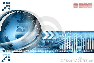 Stock Photo about Abstract technology background