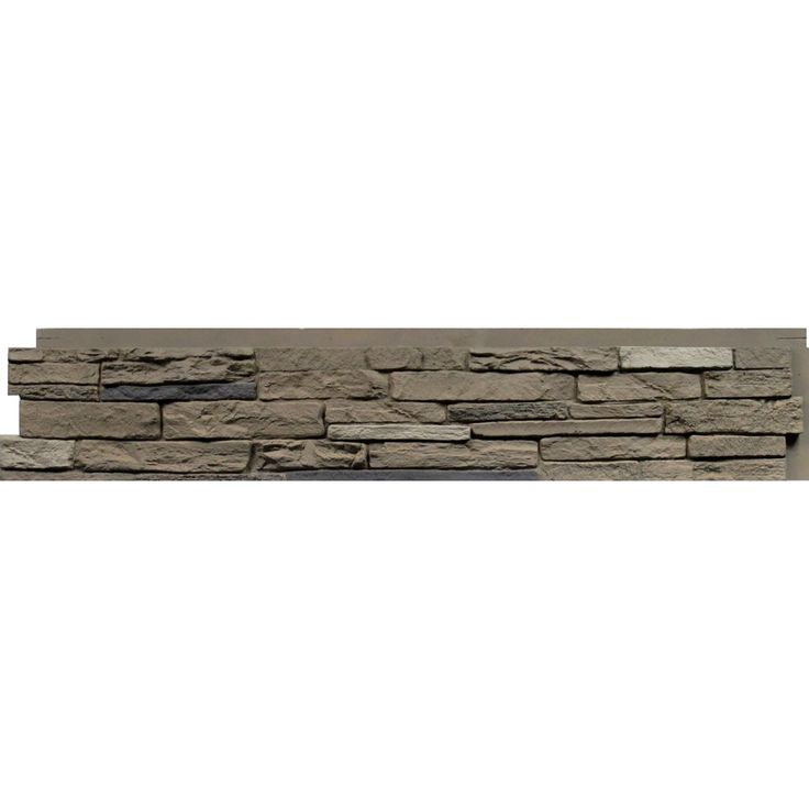 Shop Nextstone Mojave Slatestone Faux Stone Veneer Panels At Home Improvement Ideas