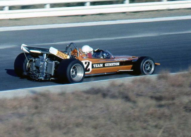 1971 John Love, Team Gunston, SurteesTS9 Ford Cosworth DFV 3.0 V8