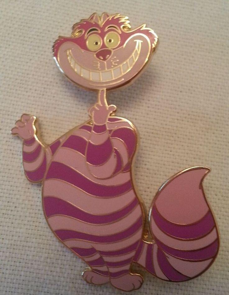 Disneyland Pins Cheshire Cat