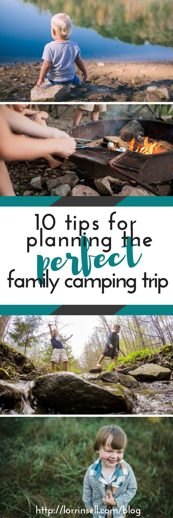 planning a camping trip for your family doesn't have to be hard. these are awesome tips for planning a family camping trip!