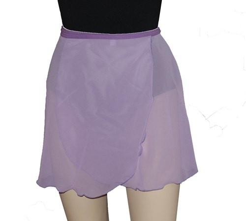Βallet wrap women's skirt  Plie's chiffon wrapover ballet skirt. Availiable in eleven different colours  Price: 13.00€