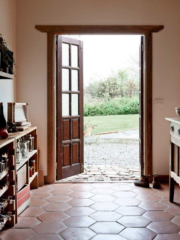 casa campo living cocina abierto - Google Search