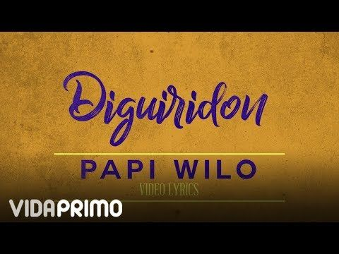 Watch: Diguiridon, New video clip from Papi Wilo.