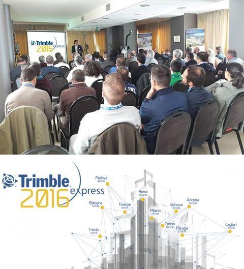 Gran bella esperienza al #TrimbleExpress 2016 nella sua tappa padovana. Si è parlato di innovazioni tecnologiche e di workflow con cui ci sentiamo già nettamente in linea, per unire le potenzialità delle nuove frontiere del #rilievo con quelle del #BIM