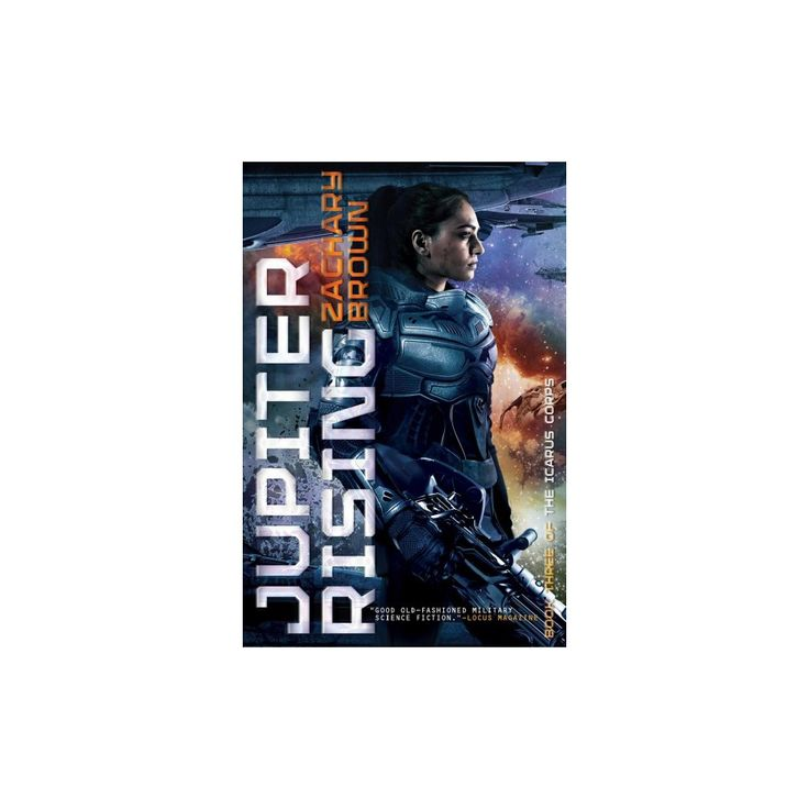 Jupiter Rising (Paperback) (Zachary Brown)