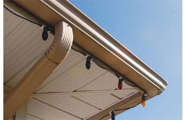 Calgary Roof Repair Recommended: Experts say homeowners need to keep their eavestroughs clean to prevent flooding and water damage.
