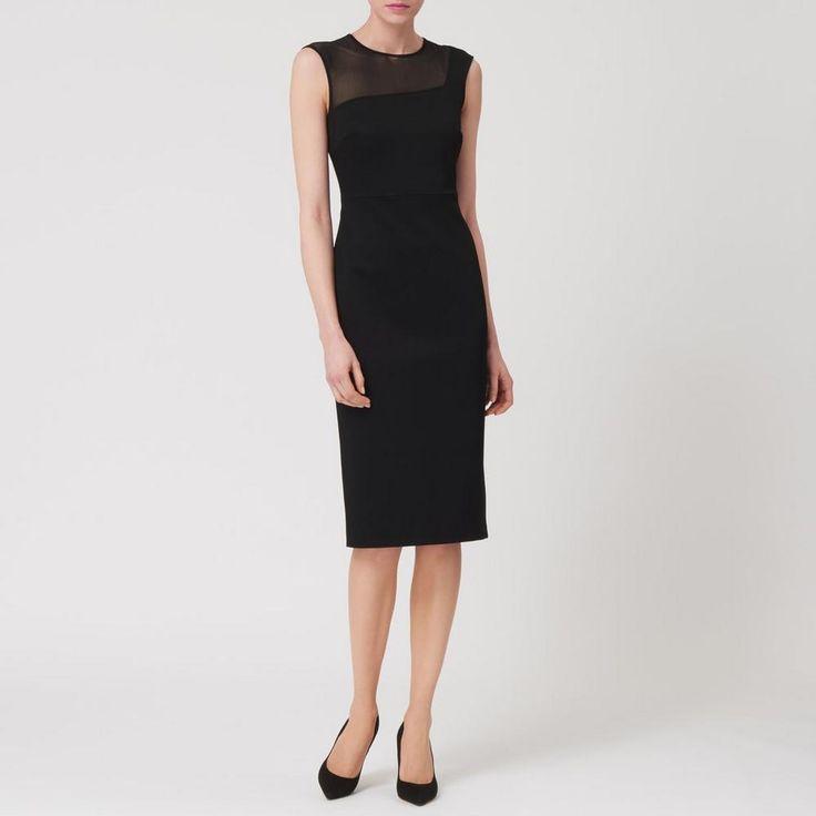 Sophia Black Dress   Clothing   L.K.Bennett