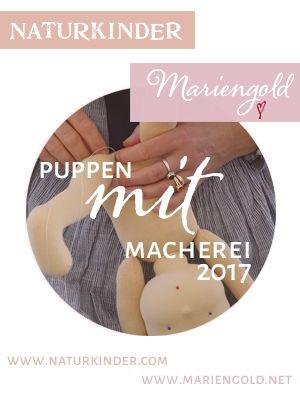 PuppenMITmacherei 2015: Herstellung von Kopf und Körper | Mariengold