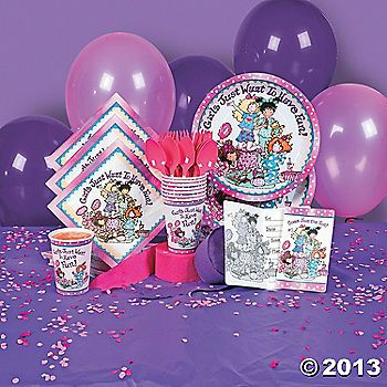 Celebrate Her Party With Slumber Supplies