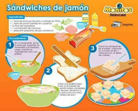 Pin De Briss En Alimentos Con Ninos Recetas De Cocina Para Ninos Actividades De Cocina Para Ninos Comidas Faciles Para Ninos
