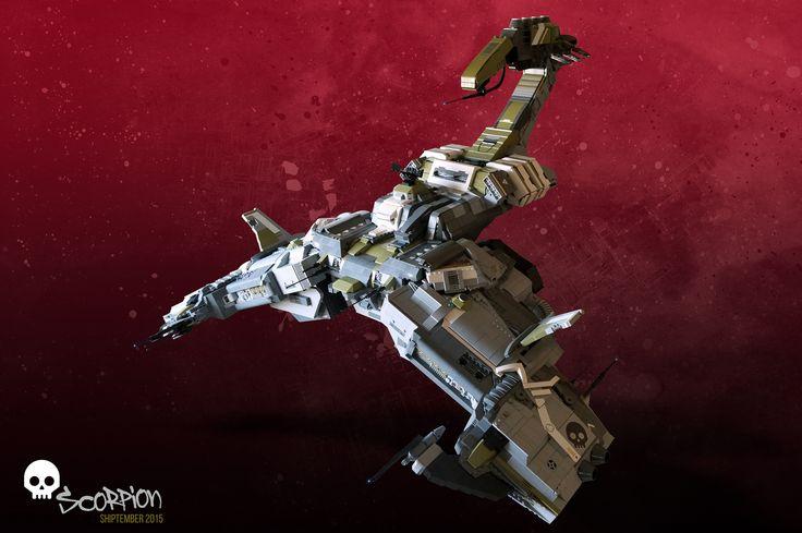 https://flic.kr/p/yib7jZ | EVE online's Scorpion battleship |