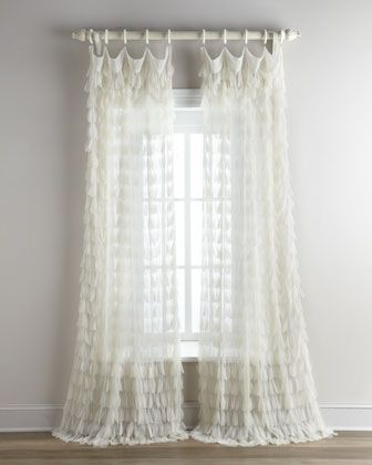 Chichi Curtains At Horchow Horchow Board Game Pinterest Beautiful Linens And Girls