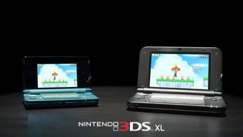Nintendo 3ds xl pré-commande avec garantie prix le plus bas