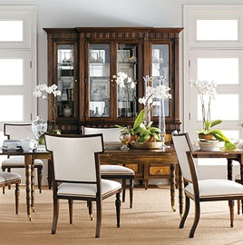 86 Best Hickory Chair Images On Pinterest  Hickory Chair Alexa Fascinating Hickory Dining Room Chairs Inspiration