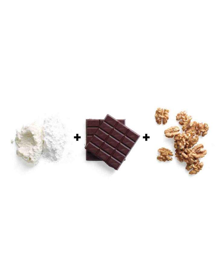 Chocolate-Walnut Calzone Recipe