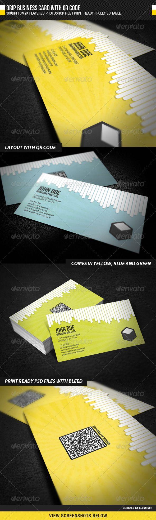 Best 25+ Qr code business card ideas on Pinterest | Creative ...