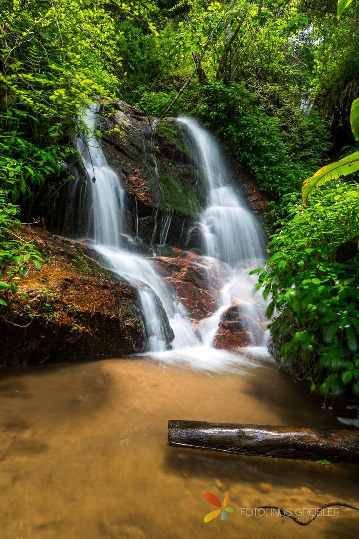 A waterfall can make some of the most impressive photos if using a long ...