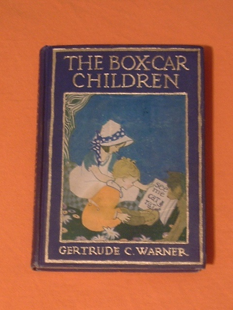 The Box-Car Children... This series began my Love of Reading as a child!
