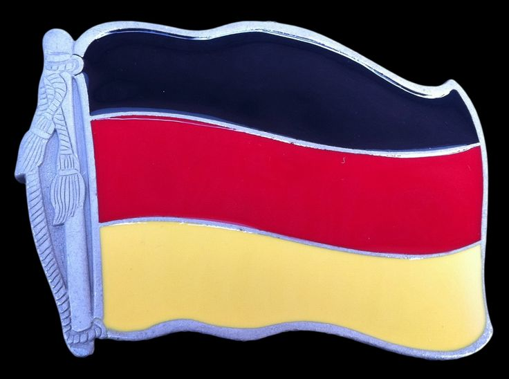 German Germany Country Flag World Cup Soccer Champs Belt Buckle #germany #german #germanyflag #germanyflagbuckle #germanyflagbeltbuckle #flag #flaghbuckles #flagbeltbuckle #beltbuckle