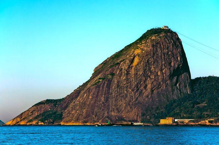 Morro do Pão de Açucar, que beleza natural!
